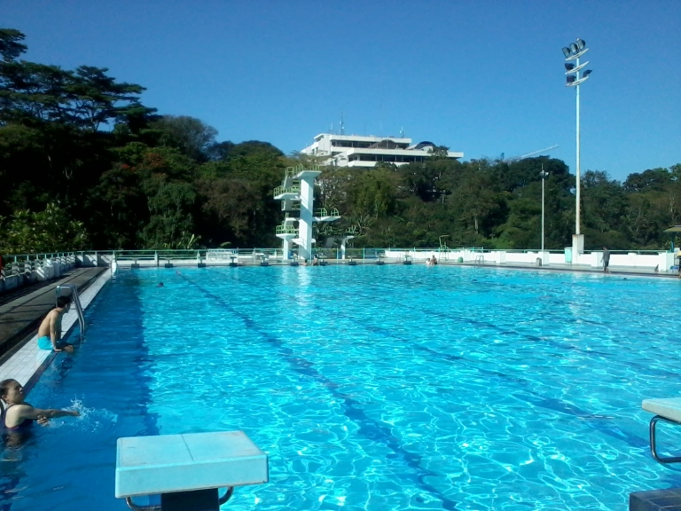 ITB's swimming pool